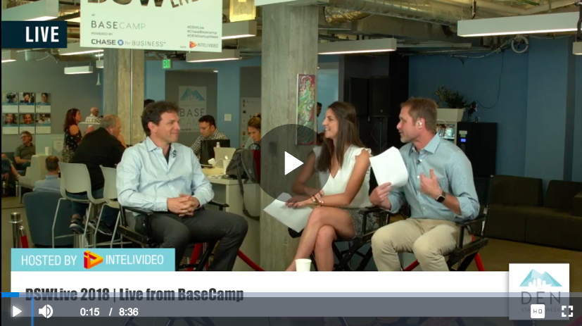 Russell Talks Bitcoin Payments at Denver Startup Week
